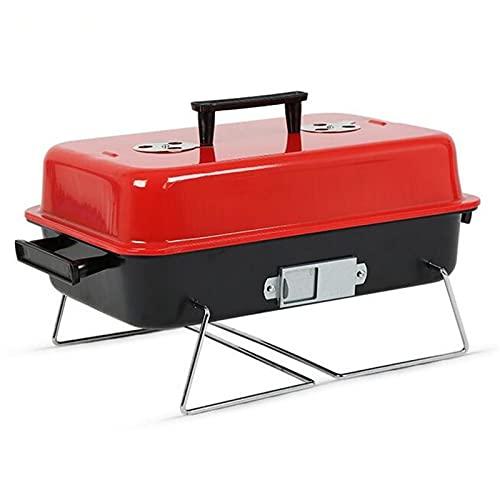 Pequeño Picnic al Aire Libre portátil Barbacoa Ask cocinando la Estufa de Acero Inoxidable Parrillas de carbón de leña Grate Máquina de brasero