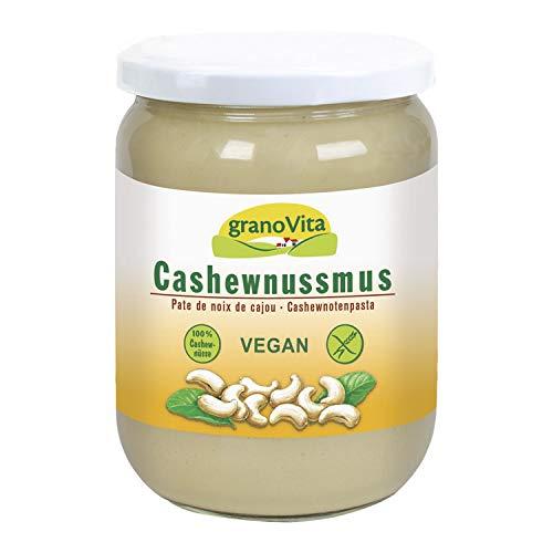 granoVita Cashewmus, 500g