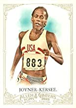 Jackie Joyner Kersee trading card (Track & Field) 2012 Topps Allen & Ginters Champions #193