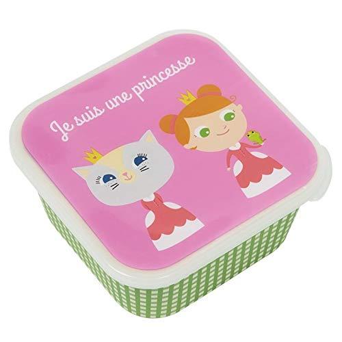 Draeger Paris - Boîte à goûter Princesse