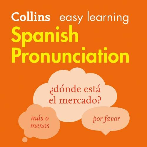 Spanish Pronunciation: How to Speak Accurate Spanish (Collins Easy Learning Spanish) Titelbild