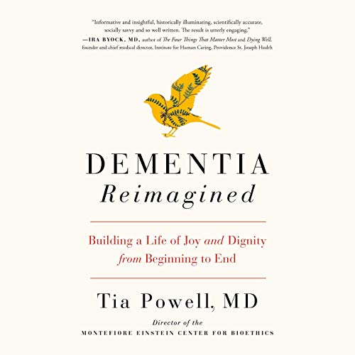 Page de couverture de Dementia Reimagined