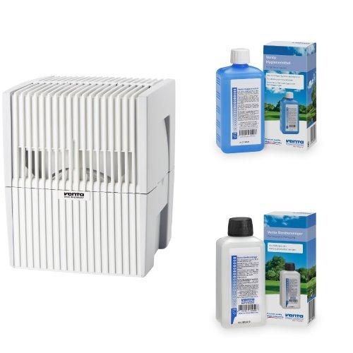 Venta 7015501 Luftwäscher LW 15 weiß/grau + Hygienemittel + Reiniger