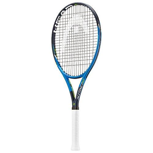 Head Graphene Touch Instinct MP Incordata: No 300G Racchette da Tennis Racchette da Torneo Nero - Blu 3