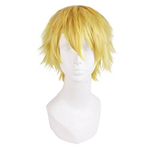 adquirir pelucas amarillas on-line