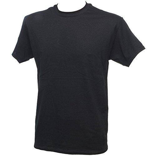 First price - Heavy Noir MC Coton - Tee Shirt Manches Courtes - Noir - Taille L
