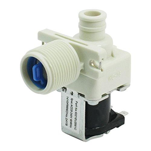 Preisvergleich Produktbild sourcingmap WECHSELSTROM 220V-240V Wäsche Haus Waschmaschine Wasserzulauf Magnetventil DE de