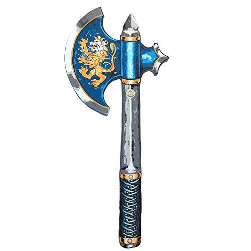 Liontouch 10300LT Mittelalter Edler Ritter Schaumstoff Axt | Spielzeug aus Schaumstoff für Kinder
