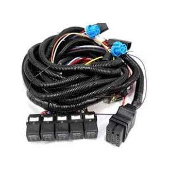 amazon.com: boss part # msc08001-2008-up vehicle side wiring ...  amazon.com