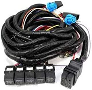 Boss Part # MSC08001 - WIRING HARNESS 13PIN VEH SIDE 08+