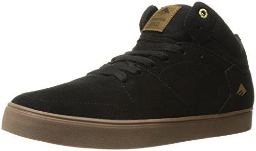 Chaussure Emerica The HSU G6 Noir-Gum, Noir/gum, 39