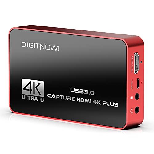 DIGITNOW 4K HD USB 3.0 Video Captur…
