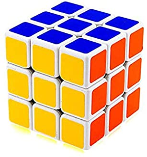 Set of 4 - Rubik's Cubes 3x3