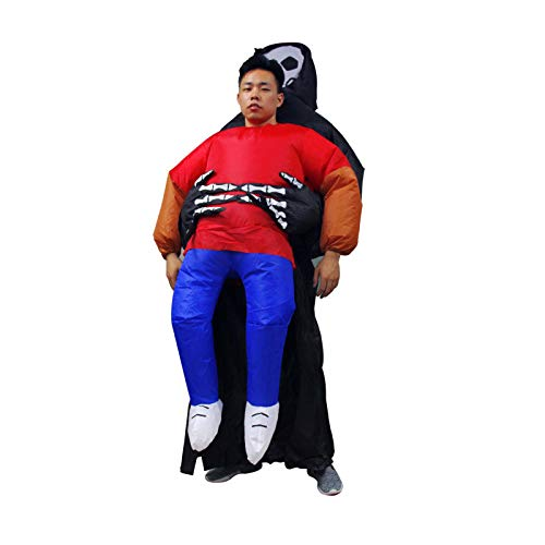 MYW Disfraces De Halloween, Inflable Fiesta De Cumpleaños De Cosplay Atmósfera Props