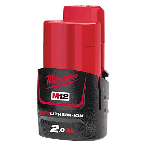 Milwaukee Akkumulator 4932430064 M12B2 12V/2,0Ah Li-Ion, 12 V, Multi