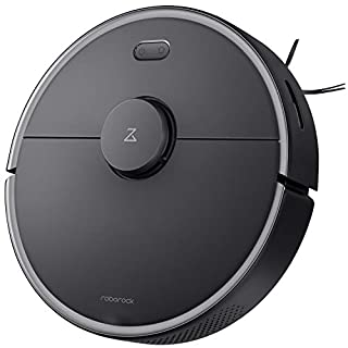 Roborock S4 Max Robot Vacuum with Lidar Navigation, 2000Pa Strong Suction, Multi-Level Mapping, Wi-Fi Connected with No-go Zones, Ideal for Carpets and Pets Robotic Vacuum (B08CNCB44L) | Amazon price tracker / tracking, Amazon price history charts, Amazon price watches, Amazon price drop alerts