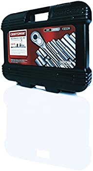 104-Piece Craftsman SAE & Metric Mechanic's Tool Set