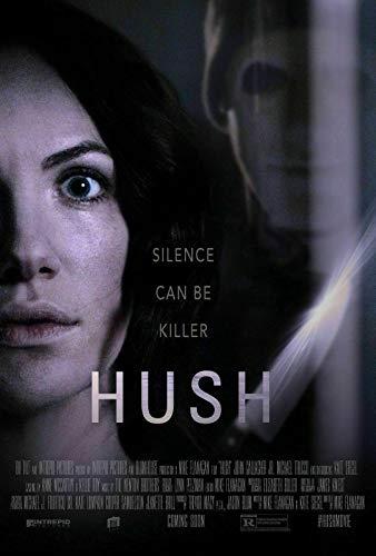 Horror Movie Hush 2018 New Film Art Poster - No Frame(16x24)