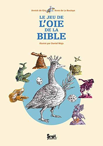 Le Jeu de l'oie de la Bible