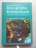 3 Bücher große Köderbuch + Was lebt in Tümpel Bach Weiher Friedfische