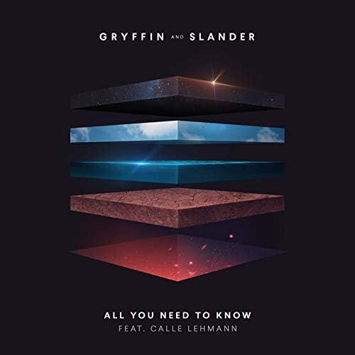 Gryffin & Slander feat. Calle Lehmann