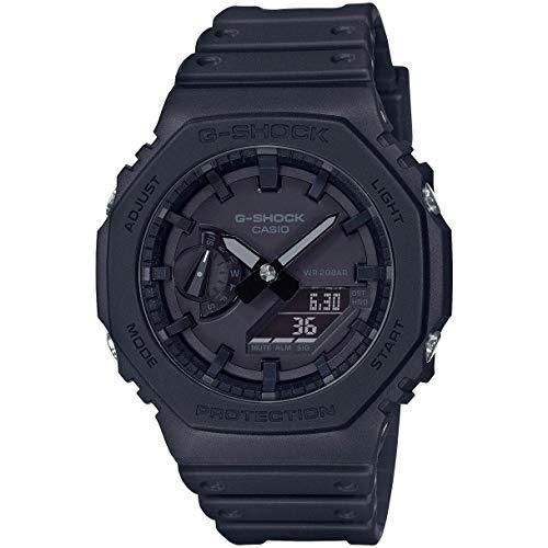 Casio G-Shock GA-2100-1A1 Retro-Style...