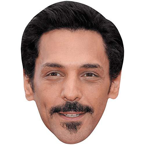 Celebrity Cutouts Tomer Sisley (Smile) Big Head