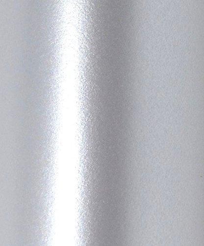 20x A4silber-schimmernden Glanz Perlglanz-Papier 120g/m² Doppelseitig geeignet für Inkjet und Laser Drucker