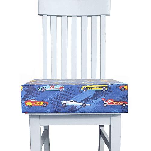 Almofada Assento de elevação Infantil Carros
