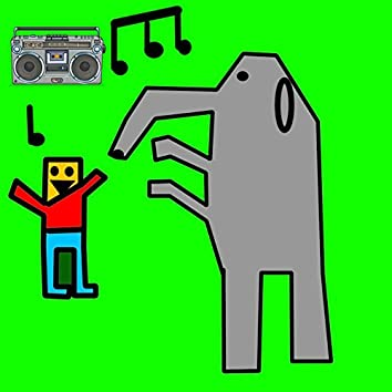 Elephants Like To Dance With Humans (Sometimes (Actually, All The Times))