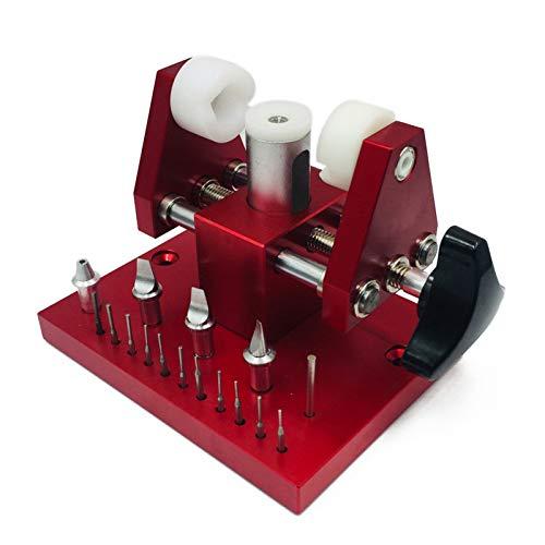 Watch Back Opener Werkzeug zum Entfernen des Snap-on-Case-Rückens der Uhr Blenden und Zubehör zum Entfernen des Armband-Link-Stifts