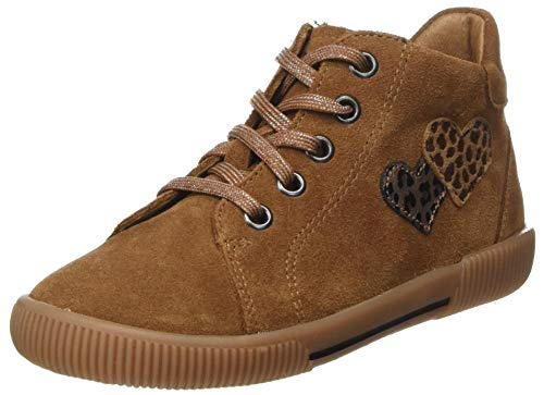 Richter Kinderschuhe Jungen Mädchen Vali 2545-8112 Sneaker, 2901cognac/old Chopper, 26 EU