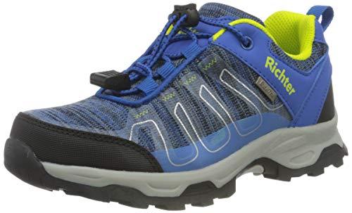 Richter Kinderschuhe TR-2 9345-8172 Walking-Schuh, 6911lagoon/black/Ak.n.ye, 40 EU