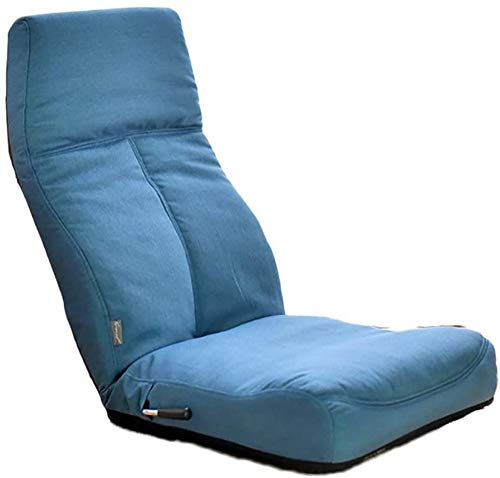Lazy Chair, Lazy Sofa Rugleuning Opvouwbare eenpersoons stoel Bed Zwevend raam Sofa Chair Small Tatami Rugleuning Opvouwbaar Single