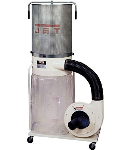 JET 708639 CFM Vertical Bag Dust Collector
