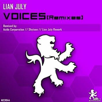 Voices ( Remixes )