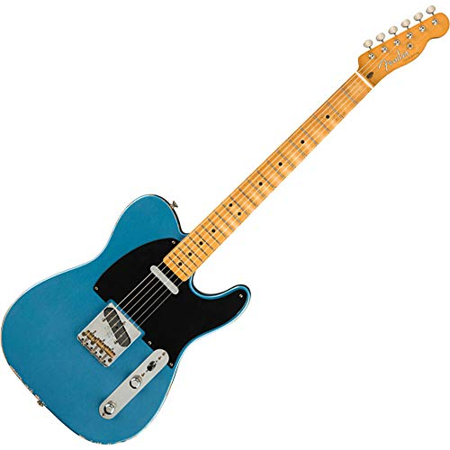 Fender Road Worn® 50s Telecaster®, Maple, Lake Placid Blue