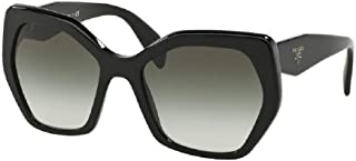 Prada PR16RS HERITAGE Hexagon Sunglasses For Women+FREE Complimentary Eyewear Care Kit