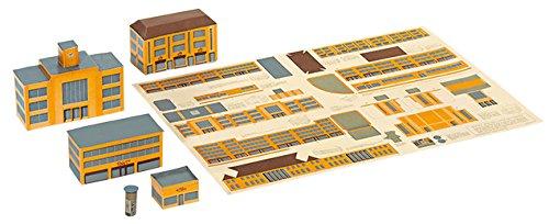 Accessories Wiking-Gebäudebogen (gerillt et gestanzt) - voiture miniature, Miniature déjà montée - Wiking 111001 (1:87)