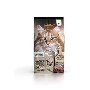 Leonardo Adult GF Maxi [7,5kg] Katzenfutter | Getreidefreies Trockenfutter für Katzen | Alleinfuttermittel für große… 2