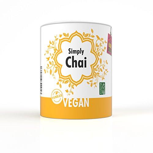 Simply Chai Latte Tea Vanille 350g, Chai Tee, Vegan