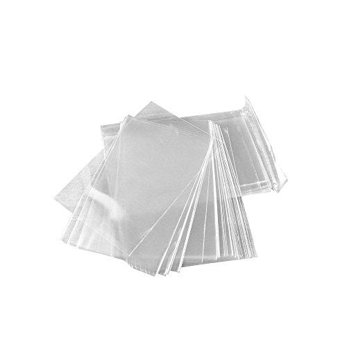 Baffect® Beutel für Eis am Stiel, Einwegbeutel, zur Aufbewahrung von Wassereis und Eis am Stiel, 100 Stück