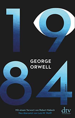 Buchseite und Rezensionen zu '1984' von Orwell, George