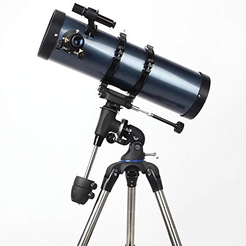 130eq Large-caliber Newton Reflective High-definition Professional Stargazing Deep Space Monocular Stargazing Space Telescope To Observe The Moon Star , a