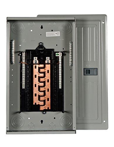 P2020L1125CU 125-Amp 20-Space 20-Circuit Main Lug Load Center