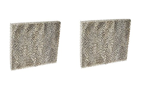 Air Filter Factory 2-Pack Replacement for Lennox WB2-17, WB218, WP2-17A, WP2-18A Humidifier Water Pad Filters