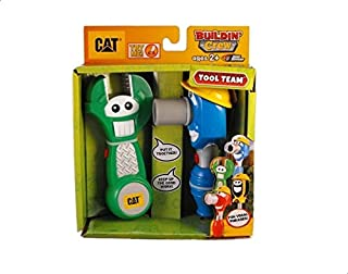 CAT L&S Ronnie Wrench & Sammy Socket Tool Team