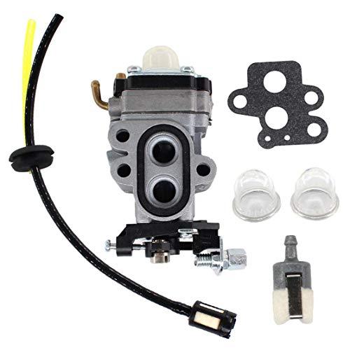 USPEEDA Carburetor for RedMax GZ25N14 GZ25N23 EZ25005 HTZ2401 HBZ2601 BCZ2400S BCZ2500S BCZ2600S Replace WYA-121-1 WYA-67 WYA-1-1 481081001