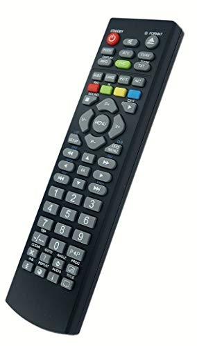Mando a distancia de repuesto para TV Akai AKTV 195 LED-C, AKTV 225 LED-C, AKTV 325 LED