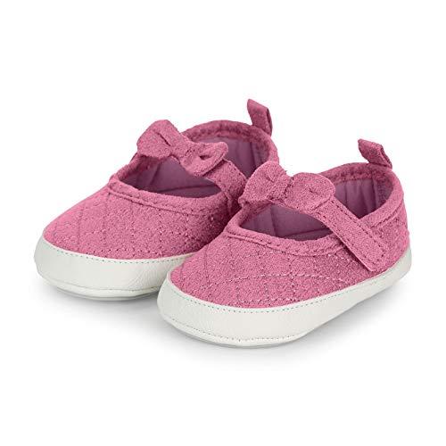 Sterntaler Jungen Mädchen Baby-Ballerina Ballerinas, Pink (Rosa 737), 17/18 EU
